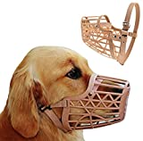 #10: LoveFurPaws High Quality Plastic Muzzle for Dogs (Available in Various Sizes) (Extra Small)