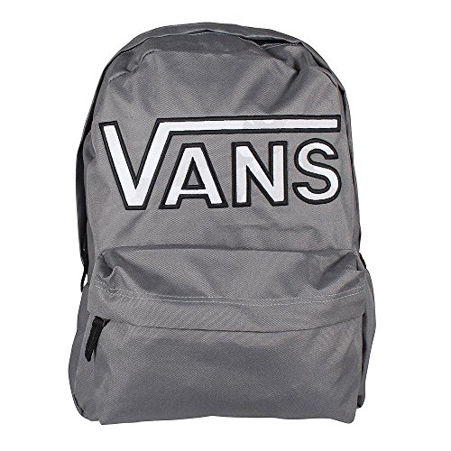 Imagen de vans realm flying v backpack  tipo casual, 42 cm, 22 liters, gris pewter grey/snow camo