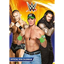 The Official World Wrestling (Wwe) 2016 A3 Calendar