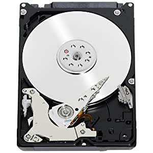 Western Digital WD5000BPKT Black 500GB interne Festplatte (6,4cm (2,5 Zoll), 7200rpm, 16MB Cache, SATA)
