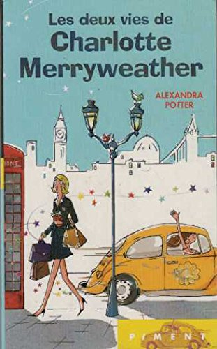 Portada del libro Les deux vies de charlotte merryweather