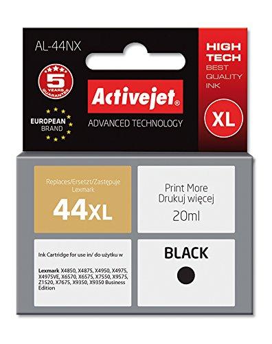 ActiveJet AL-44RX Tinte für Lexmark 44XL 18YX144 rem, 25 ml schwarz