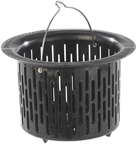 Rosenstein & Söhne Zubehör zu Kochmaschine: Ersatz-Korbeinsatz für Küchenmaschine KM-2513 V3 (All-in-One Küchenmaschine)