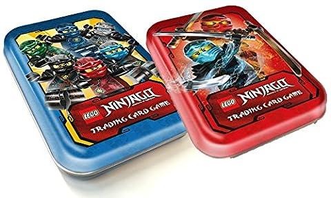 LEGO Ninjago - Serie 2 Trading Cards - Mini-Tin Rot