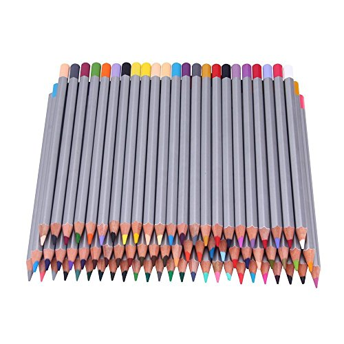 72 Farben Ölige Buntstifte Farbstifte Colour Pencils für Kinder Malerei