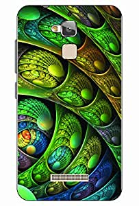GTC DESIGNER UV HIGH QUALITY PRINTED BACK COVER FOR ASUS ZENFONE MAX 3 ARTICLE-49353