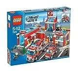 LEGO City 7945 - Estación de bomberos