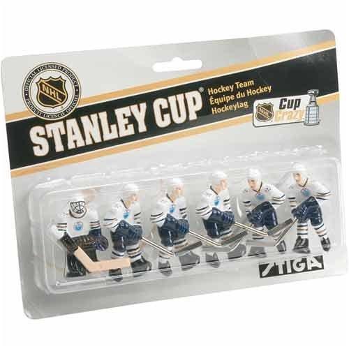 Stiga NHL Edmonton Oilers Tisch Top Hockey Game Players Team Pack -