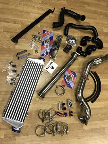 Malian Exhaust, Barbarian Racing MX5 MK1 1.6 Turbo kit, Gt28, Collecteur d'échappement, Intercooler, Tk001