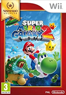 Mario Galaxy 2 - Nintendo Selects (B00K68JNS6) | Amazon price tracker / tracking, Amazon price history charts, Amazon price watches, Amazon price drop alerts