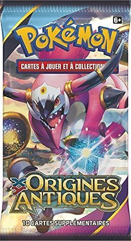 Pokémon - Poxy702 - Jeu De Cartes - Booster - XY07 - Origines Antique - Modèle Aleatoire