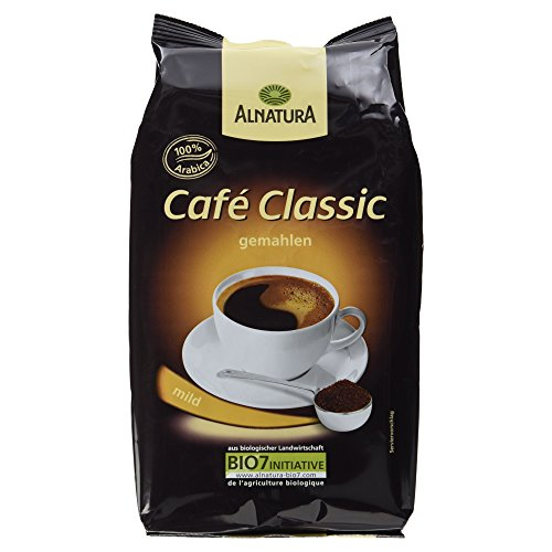 Alnatura Bio Café Classic gemahlen (1 x 500 g)