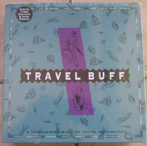 Preisvergleich Produktbild Travel Buff (A Challenging Game of Travel Imagination)