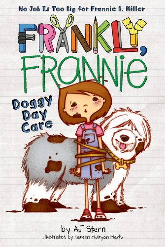Doggy Day Care (Frankly, Frannie Book 2) (English Edition) -