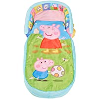 Readybed Peppa Pig My First Bed, Polyester-Cotton, Multi, 130 x 61 x 23 cm