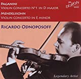 Ricardo Odnoposoff Spielt Paganini und Mendelssohn