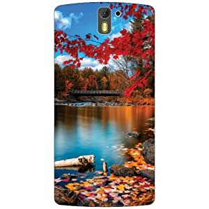 Oneplus One A0001 Back Cover - Scenic Designer Cases