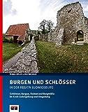 Burgen und Schlösser in der Region Ludwigsburg: Schlösser, Burgen, Ruinen und Burgställe im Kreis Ludwigsburg und Umgebung - Thomas Müller