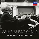 Wilhelm Backhaus - The Concerto Recordings