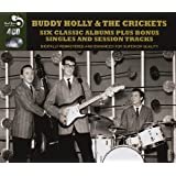 Six Classic Albums [Audio CD] Buddy Holly