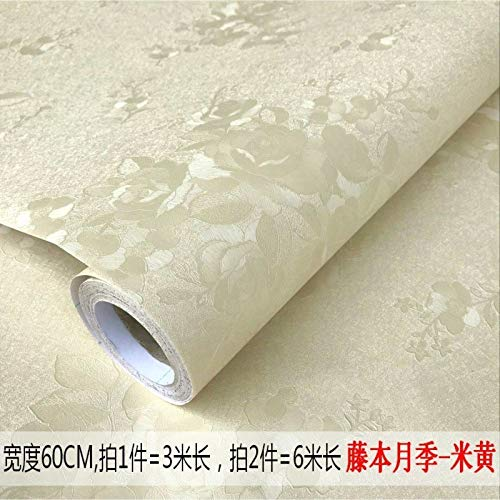 lsaiyy Dormitorio per Studenti Universitari soffitto Tetto Tetto soffitto PVC Autoadesivo Carta da Parati Carta da Parati- 60CMX3M