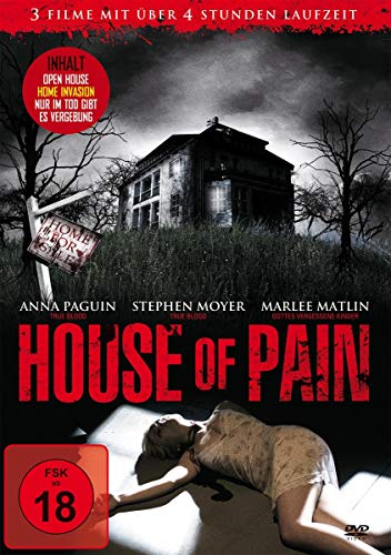 House of Pain (3 Filme auf Dvd)