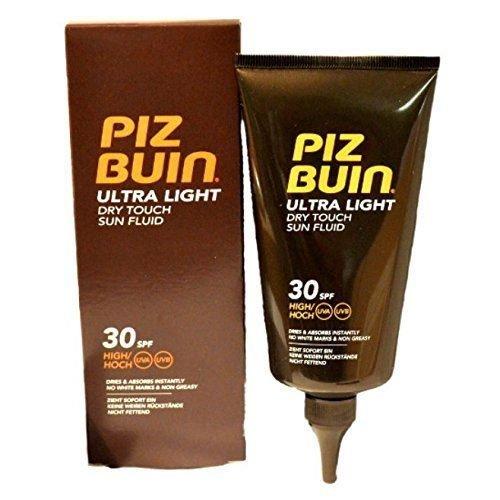 Piz Buin Ultra Light Dry Touch Sun Fluide/Ecran Solaire SPF30 150 ml