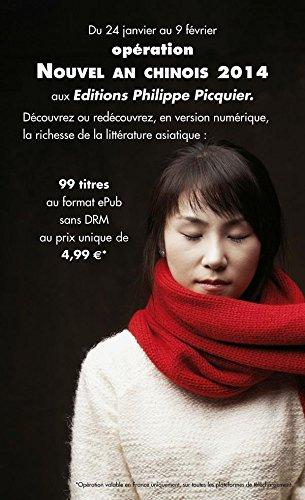 Couverture du livre Catalogue Opération Nouvel an chinois 2014