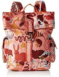 Oilily Mädchen Backpack Rucksack, 11.5 x 37 x 27 cm