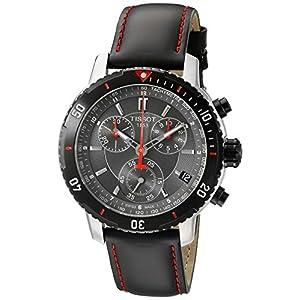 Tissot PRS 200 – Reloj (Reloj de Pulsera, Masculino, Acero Inoxidable,