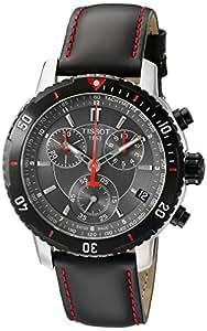 Tissot Men's PRS 200 Chrono Quartz Watch T0674172605100