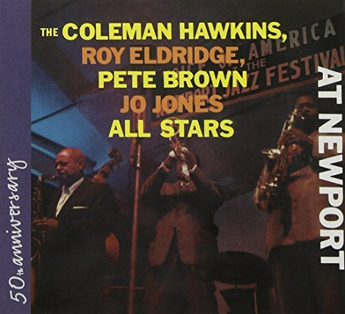 At Newport (Live) by Coleman Hawkins (2007-08-07)