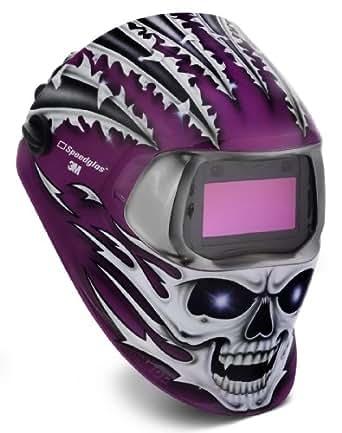 Masque de soudage 3M™ Speedglas™ série 100 Raging Skull 75 26 20