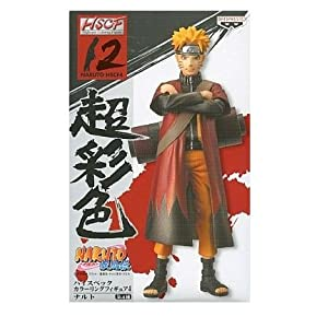 NARUTO Shippuden high-spec color ring figure 4 Uzumaki separately 4