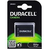 Batterie Duracell pour Sony Cyber-shot DSC-RX1 1090mAh, 3,7V, Li-Ion [ Batterie pour appareil photo numérique ]