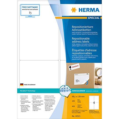 herma-10313-adressetiketten-a4-repositionierbar-papier-matt-blickdicht-991-x-139-mm-400-stuck-weiss