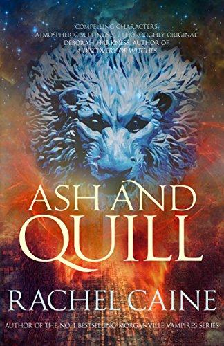 Buchseite und Rezensionen zu 'Ash and Quill (The Great Library)' von Rachel Caine
