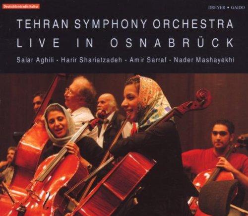 Tehran Sympony Orchestra live in Osnabrück (Krieg Dichter)