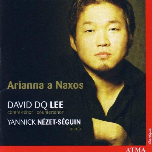 David DQ Lee - Arianna a Naxos (Barock Arien)