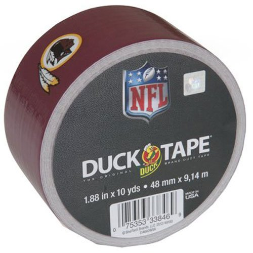 duck-brand-nfl-licensed-duct-tape-188-in-x-30-ft-washington-redskins