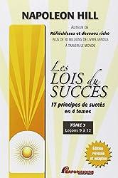 Les lois du succès - Tome 3 - Leçons 9 à 12