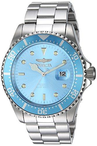 e5803626e Invicta 22051 Pro Diver Reloj para Hombre acero inoxidable Cuarzo Esfera  azul