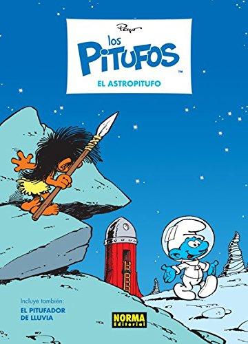 Los pitufos 7 el astropitufo (INFANTIL Y JUVENIL) - 9788467912586 por Peyo e Y. Delporte