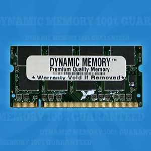 Mémoire RAM 1Go pour l'ordinateur portable COMPAQ PRESARIO C500Series (DDR2-533, PC2-4200, SODIMM) 4Go