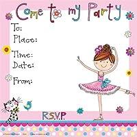 Rachel Ellen Ballerina inviti x