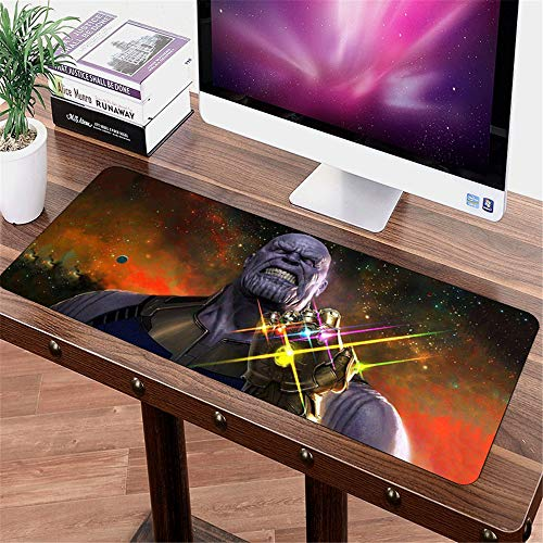 Mausunterlage HD Tastaturspiel Mausunterlage Spieler Tisch Block Laptop Mausunterlage Anime 1 600x300x2