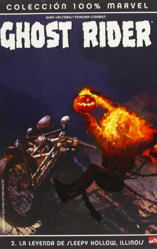Ghost Rider 2 ; La leyenda de Sleepy Hollow ; Illinois