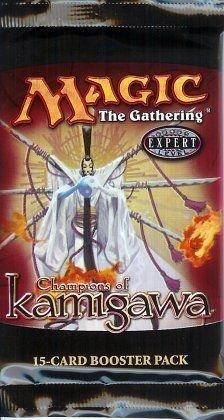 Magic: The Gathering - Meister von Kamigawa, Booster, deutsch