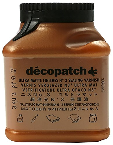 Decopatch Lack. matt 180 ml Bronze -