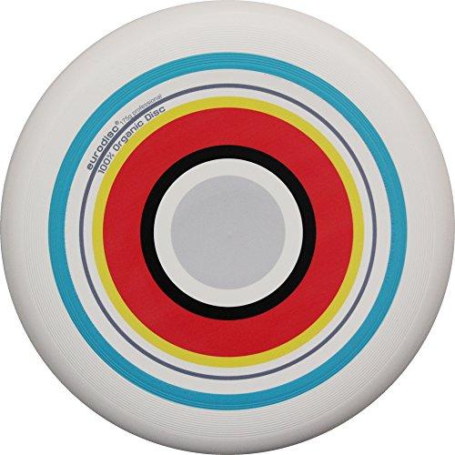 Preisvergleich Produktbild Eurodisc Frisbee 175g Ultimate SUMMER wettkampfharte Scheibe mit stabiler Flugbahn über 100 Meter